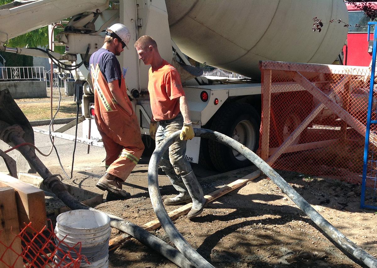 budget concrete pumping