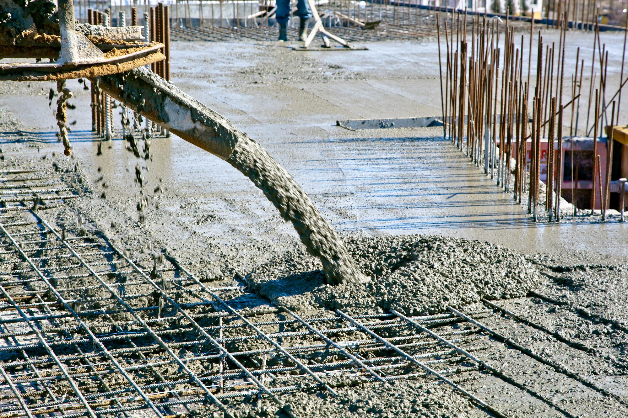 associated concrete pumping