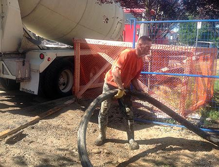 concrete installation companies